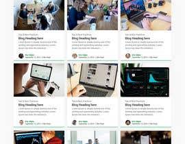 #35 cho Need Blog website design (html) bởi syrwebdevelopmen