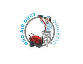 #55 para New Company logo for air duct cleaning por expertbrand