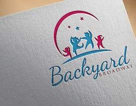 Nro 43 kilpailuun Backyard Broadway Logo käyttäjältä tahminaakther512