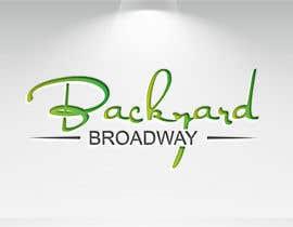 Nro 63 kilpailuun Backyard Broadway Logo käyttäjältä mttomtbd