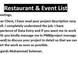 MSulyman tarafından Personalised Data Plan için no 62