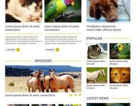 #58 pentru Design a Website Mockup for BYP de către sebcornelius