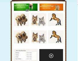 #32 pentru Design a Website Mockup for BYP de către parikhan4i