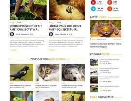 #25 pentru Design a Website Mockup for BYP de către syrwebdevelopmen