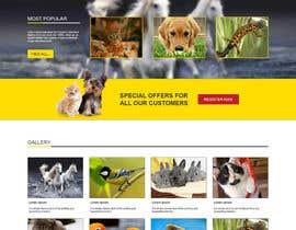 #54 pentru Design a Website Mockup for BYP de către Ankur0312
