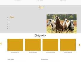 #56 pentru Design a Website Mockup for BYP de către deepakinventor
