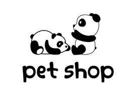 nº 64 pour Design a logo for a pet shop par ahmedgameel777