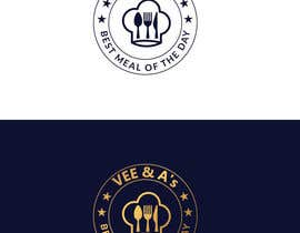 #96 for Design a circular logo for food delivery service by eiasinalam40