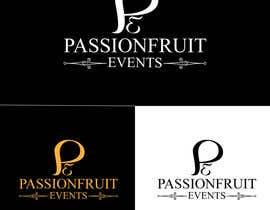 #28 cho Passionfruit Events - Your Occassion, Our Passion. bởi tanmoytopu