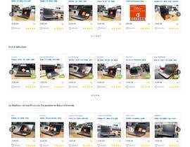 Nro 30 kilpailuun Build me an e-commerce website käyttäjältä forhat990