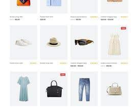 Nro 27 kilpailuun Build me an e-commerce website käyttäjältä mdbappei