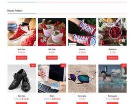 Nro 19 kilpailuun Build me an e-commerce website käyttäjältä shaiduronline