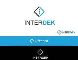 nº 25 pour Zaprojektuj logo for INTERDEK par crocstudios