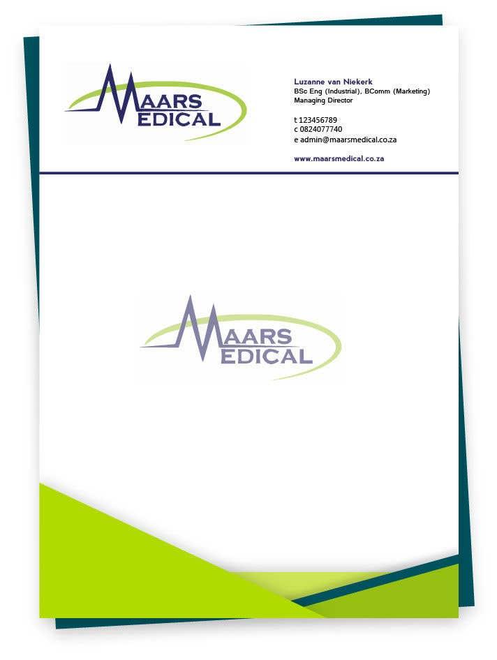 Bài tham dự cuộc thi #46 cho Maars Medical Marketing material