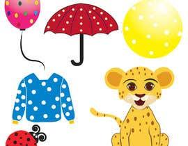 #9 for kindergarten web site icon illustrations by manjiribhave