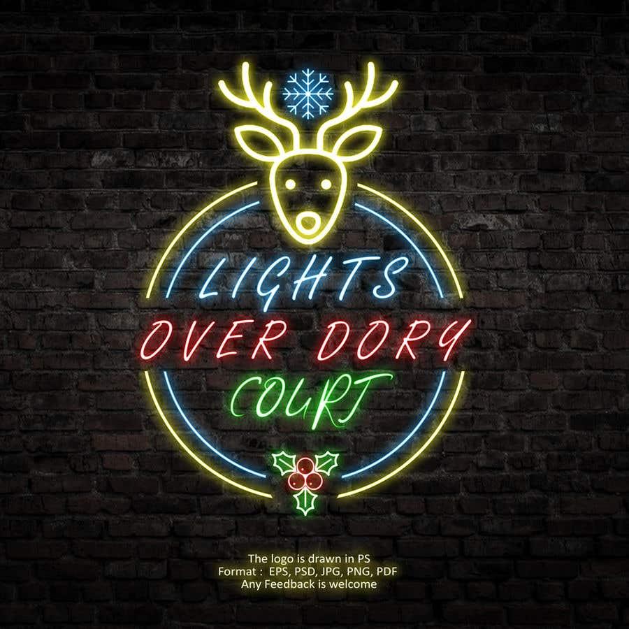 Konkurrenceindlæg #16 for Logo for a Animated Christmas Light Show