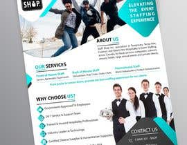 #6 for Build an 8x10 brochure for our company, briefly introducing our services and who we are by Suzenchong