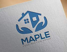 #309 for Modern Logo Requried for a Construction Company af MrChaplin17