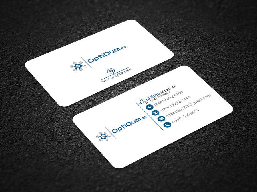 Contest Entry #66 for Business Card