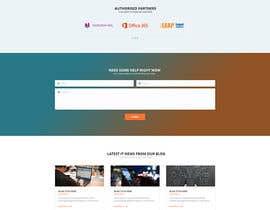 #4 cho Design a Website Mockup for Telecommunications Company bởi GetMeHire