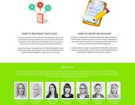 #22 cho Design a Website Mockup for Telecommunications Company bởi webidea12