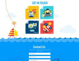 #30 cho Design a Website Mockup for Telecommunications Company bởi webmastersud