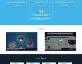 #28 cho Design a Website Mockup for Telecommunications Company bởi doomshellsl