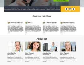 #18 cho Design a Website Mockup for Telecommunications Company bởi uzey786