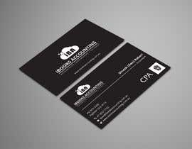 #26 for iBooks Accounting Business Card by dipangkarroy1996