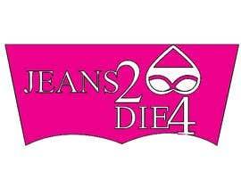 Nro 103 kilpailuun Design a Logo for a Jeans Company käyttäjältä sabbirhossain22