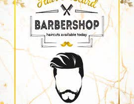 #8 untuk Graphic design A Frame Barber Shop oleh youn1