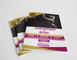 #249 for a flyer for a dance school af towhidelahi1122