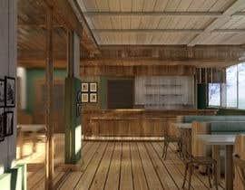 shroukalyfayed tarafından Design a restaurant / lounge for a gun club için no 33