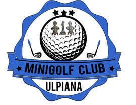 #26 for Logo design for: Minigolf Club Ulpiana af istahmed16