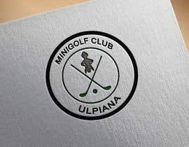 #32 for Logo design for: Minigolf Club Ulpiana af istahmed16
