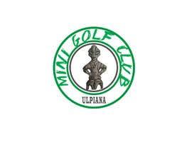 #31 for Logo design for: Minigolf Club Ulpiana af AHMZABER11
