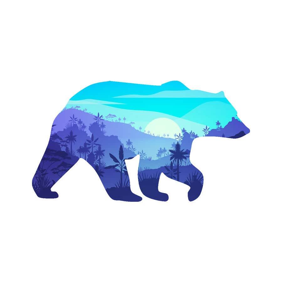 Kilpailutyö #6 kilpailussa Bear Nature Adventure