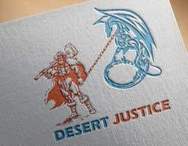 #48 for Desert Justice Logo by Uzairbar