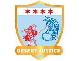 #49 for Desert Justice Logo by Uzairbar