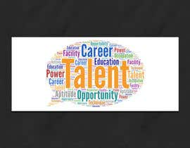 #7 for Create a word cloud like the attached would ideally like to use it on Facebook.The words should be around your talent, careers and graduates af SarahDar