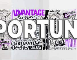#16 for Create a word cloud like the attached would ideally like to use it on Facebook.The words should be around your talent, careers and graduates af SamadGraphical