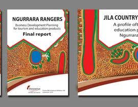 #30 for Ngurrara Rangers project reports cover design by mdselimmiah