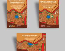 #33 for Ngurrara Rangers project reports cover design by mdselimmiah