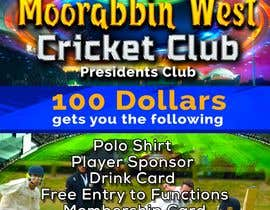 Nro 15 kilpailuun Poster 100 club käyttäjältä ajmal32150