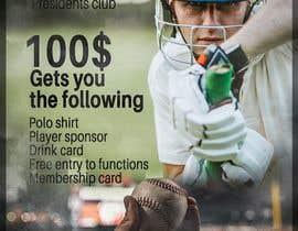 Nro 18 kilpailuun Poster 100 club käyttäjältä KlanManipulation