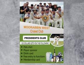 Nro 16 kilpailuun Poster 100 club käyttäjältä nurpixel