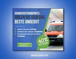 #53 для create banner 300 x 250 px for patient transport от imranshikder
