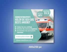 #101 для create banner 300 x 250 px for patient transport от imranshikder