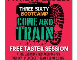 #58 cho design poster/flyer for outdoor fitness bootcamp bởi irfananis07
