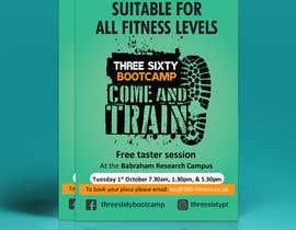 #31 cho design poster/flyer for outdoor fitness bootcamp bởi mdabdulkhalequea